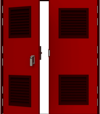 SR3 Security Hinged Security Doorsets M2M3
