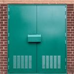 M2M2 Double door