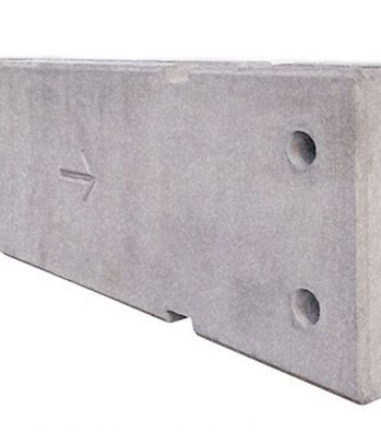 Vaylia Temporary Vertical Concrete Barrier TVCB
